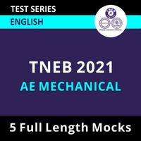 TNEB Assistant Engineer (AE) Test series batch   TNEB உதவி பொறியாளர் (AE) மாதிரி தேர்வுகள் தொகுதி  _80.1