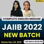 JAIIB 2022 | COMPLETE ENGLISH MEDIUM BATCH | Live Classes By Adda247