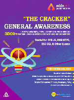 The Cracker General Awareness (History, Geography, Polity and others) MCQ Book for RRB JE, NTPC, RRC Group D and other Exams 2019 (In English Printed Edition)