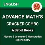 Advance Maths The Cracker Combo Pack for SSC CGL (In English Printed Edition)
