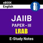 JAIIB Paper-III LRAB 2021 eBooks English Medium