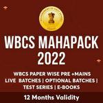 WBCS KA MAHAPACK   Complete WBCS 2021 Preparation (Validity 12 Months)