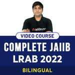 COMPLETE JAIIB LRAB 2O22 VIDEO COURSE