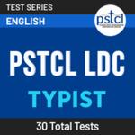 PSTCL LDC Typist 2021 Online Test Series