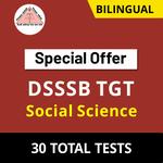 DSSSB TGT Social Science 2021 Online Test Series (Special Offer)