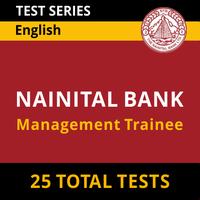 Nainital Bank Syllabus 2021: MT & Clerk Exam Pattern, Syllabus Subject-wise_60.1