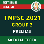 TNPSC Group 2 Prelims Online Test Series