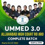 Ummed 3.0   Allahabad High Court RO ARO Complete Batch   Bilingual   Live Classes By Adda247